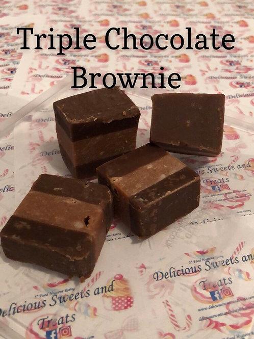 Chocolate Fudge Brownie Fudge