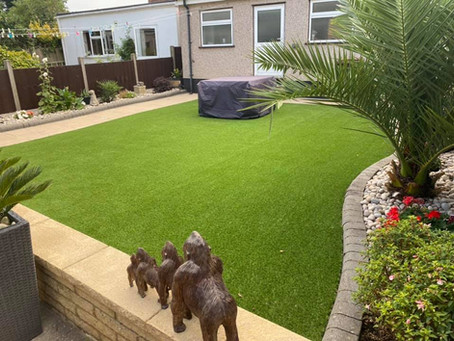 Artificial Grass Installation in Harrow