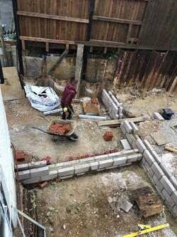 patio builder watford