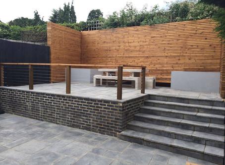 Garden Transformation in Bushey