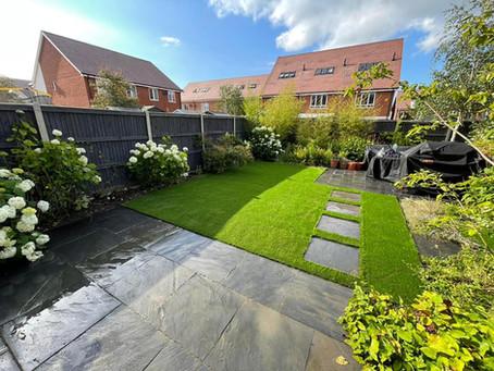 Maintenance Free Artificial Grass Maidenhead