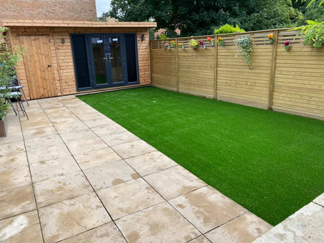 Dog Friendly Artificial Grass Installation Watford