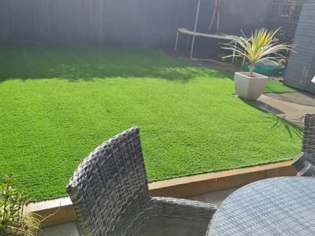 Clean Mud Free Grass