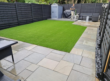 Artificial Grass Supplied & Fitted Watford