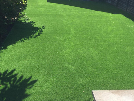 Perfectly Green Artificial Grass