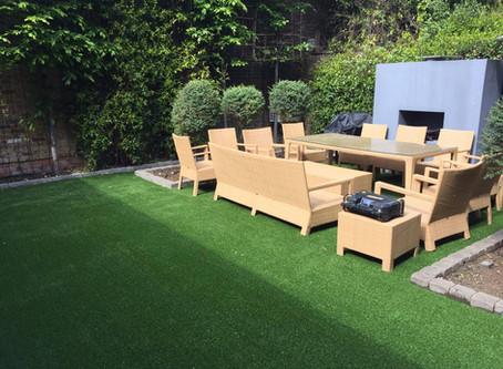 Completed Garden Makeover