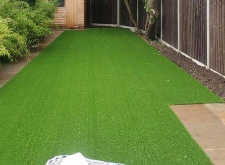Artificial Grass installation Pinner