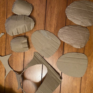Elika's Ant parts