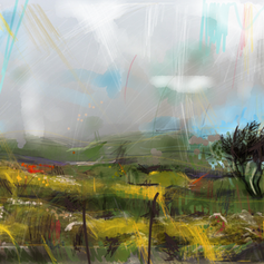 Dartmoor Digital Drawing