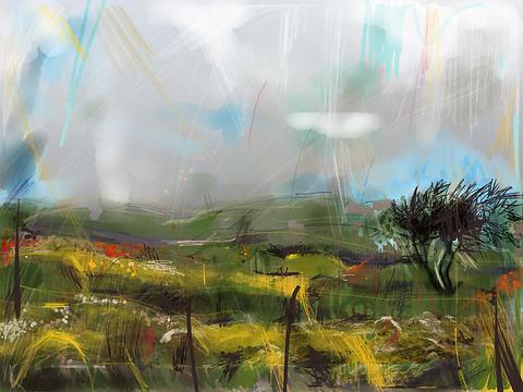 Dartmoor digital drawing .png