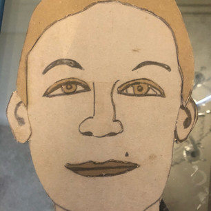 Ruben's Carboard Selfie