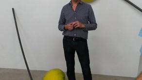 Atelierbesuch Bruno Feger am 06. Juli 2019