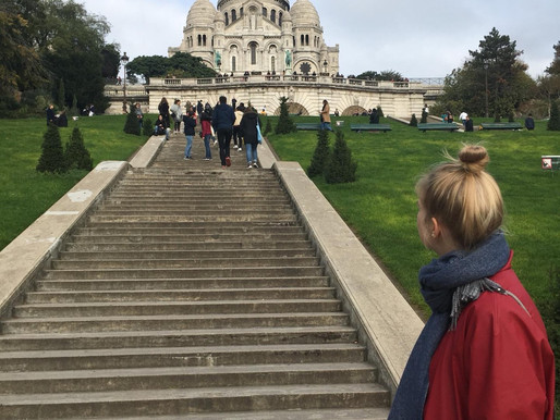 Pildikesi Pariisist