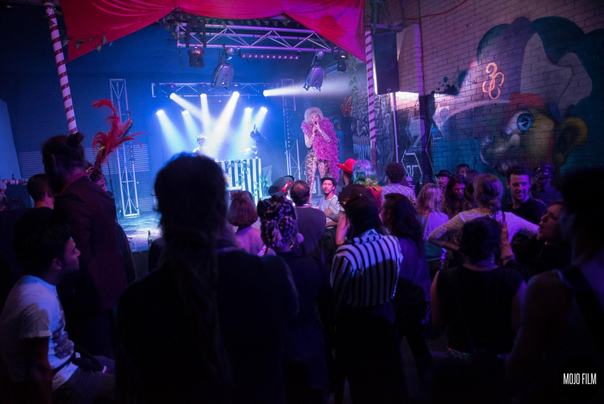 Slamboree Soundsystem 2015