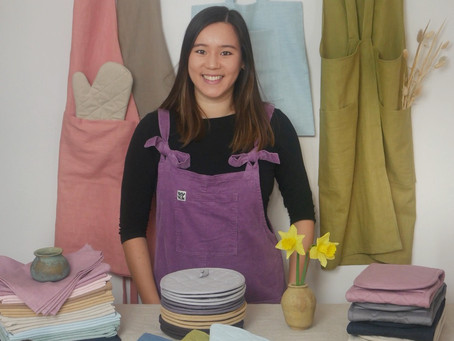 Meet the Maker: Charlotte from Cloth and Clay