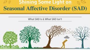 Tis The Season for Seasonal Affective Disorder (SAD)