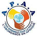 Association pour la Paix et l'Abondance en Afrique, l'A.P.A.A. a pour objet et but : de favoriser l'agriculture bio et l'élevage au Cameroun, de participer au développement des zones rurales au Cameroun ,de favoriser les échanges socio culturels, Humanitaire, académiques, sportifs et économiques, entre l'Afrique et les autres pays , de faciliter la réinsertion des enfants en Afrique dans l'éducation , de participer à la réalisation et au suivi des projets de développement durable en Afrique , de collaborer avec toutes organisations poursuivant les mêmes objectifs , de participer aux actions visant à l'amélioration de l'éducation, de la santé, des conditions de vie des populations urbaines et rurales et à la lutte contre la pauvreté , de promouvoir l'épanouissement socio-économique de ses membres , de promouvoir et aider toute personne en difficulté. Mise en place d'un forage d'eau potable, installation panneaux solaires, aménagement de salles de classe, aide au développement de l'agric