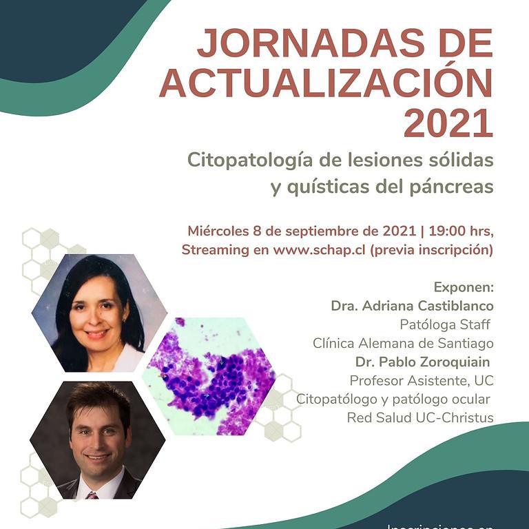 VIII Jornada Educación Médica Continua 2021
