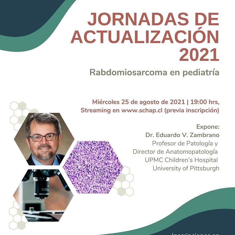 VII Jornada Educación Médica Continua 2021