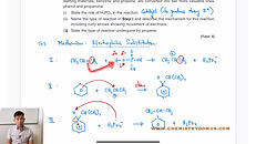 J2A-25 Mid-Year Review – O-Chem Mechanis