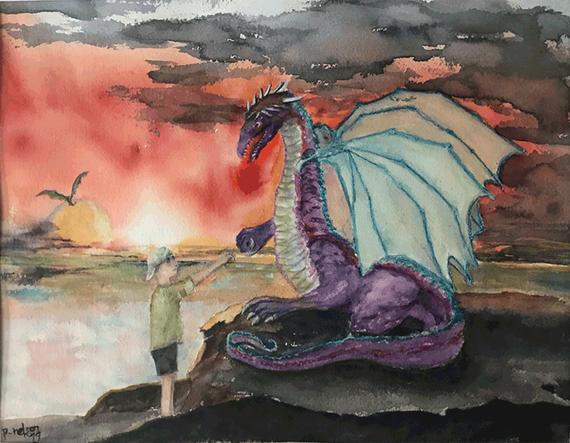 Aiden's Dragon