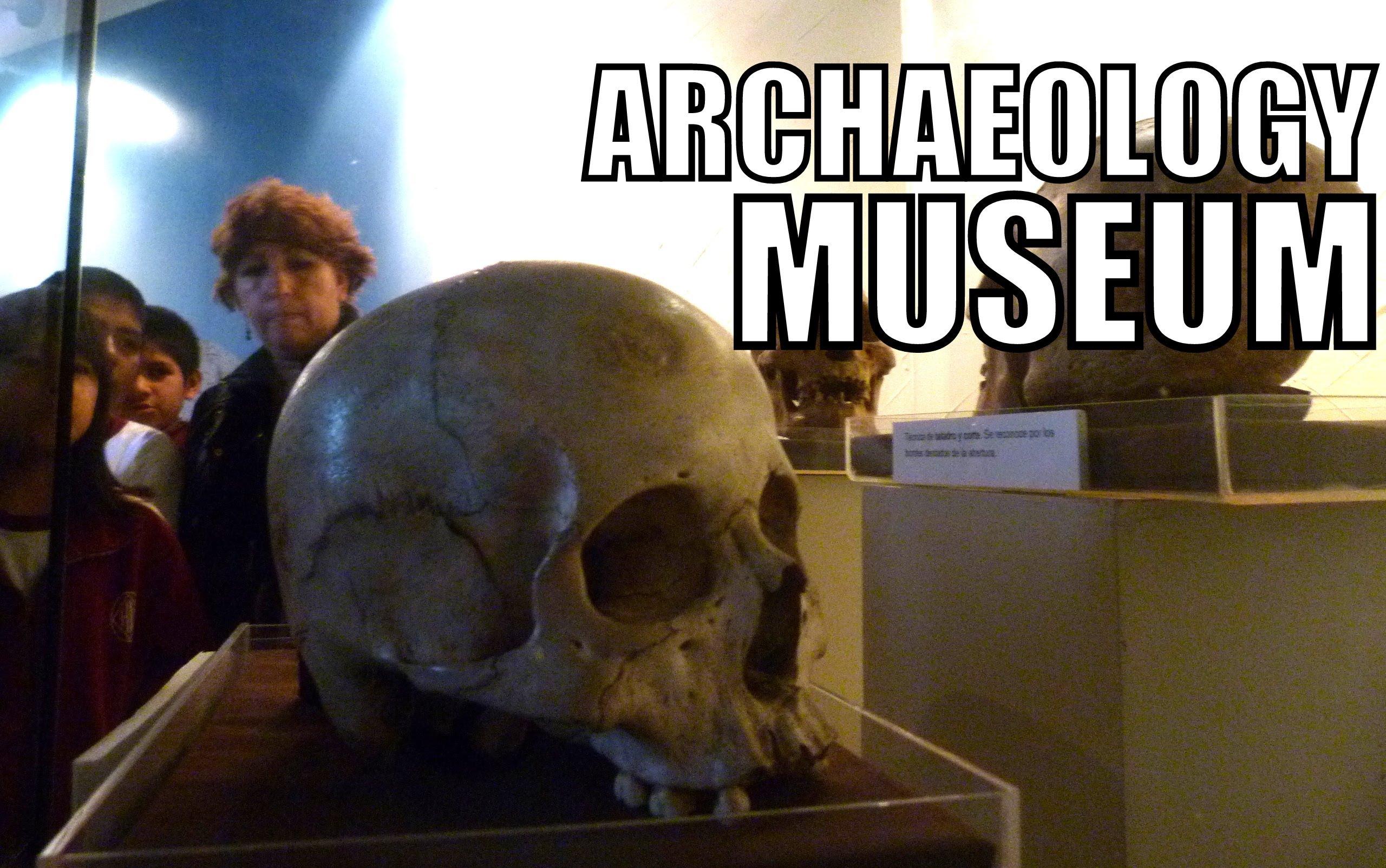 museo arqueológico ICA