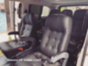 asientos Cuero Vip