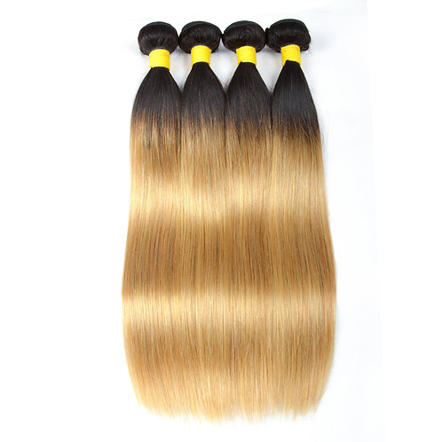 OMBRE STRAIGHT BLONDE
