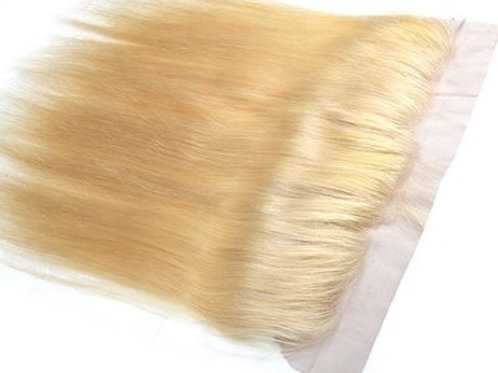 BLONDE STRAIGHT 613 FRONTAL