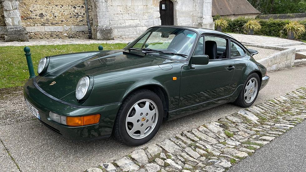 Porsche 911 Coupé Type 964 Carrera 4 de 1990