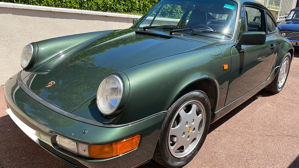 Porsche 911 Coupé Type 964 Carrera 4 de 1990