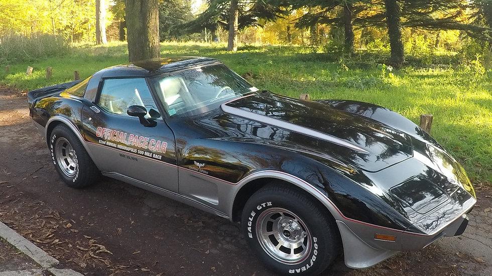 Chevrolet Corvette C3 Indy Pace Car