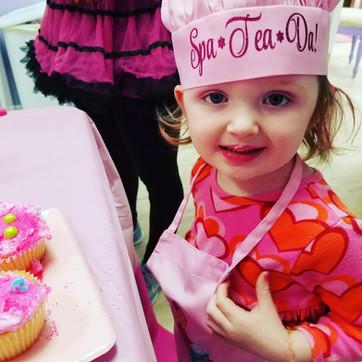 Cute as a cupcake!