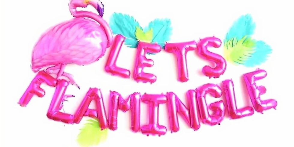 Let's Flamingle Girls Nite Out!