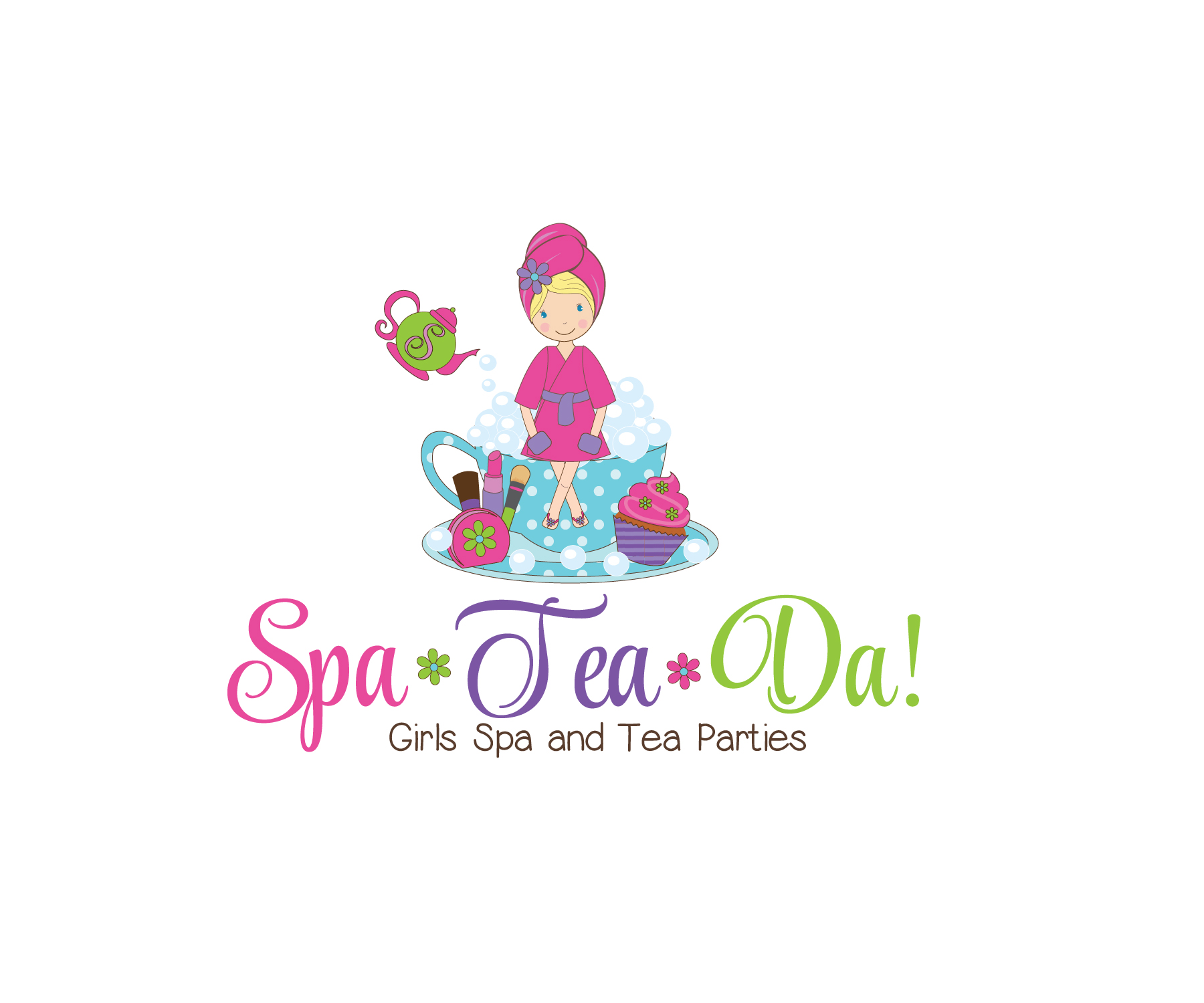 Kids Spa Amp Birthday Party Place In Mobile Al