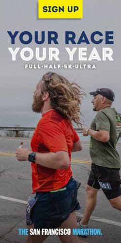 the sf marathon ad campaigns