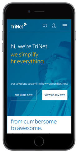 trinet website