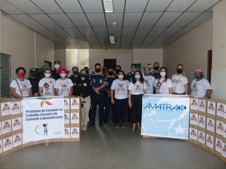 Círio 2020: Campanha do TRT 8 arrecada milhares de cestas básicas
