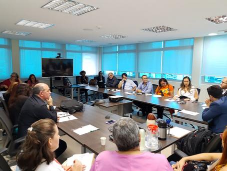 Combate ao Trabalho Escravo: AMATRA 8 participa da Reunião ordinária da COETRAE/PA