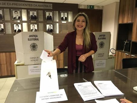 Juíza Noemia Porto é eleita presidente da Anamatra