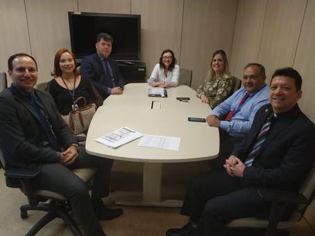 Comitê de Priorização do 1º Grau se reúne no TRT 8