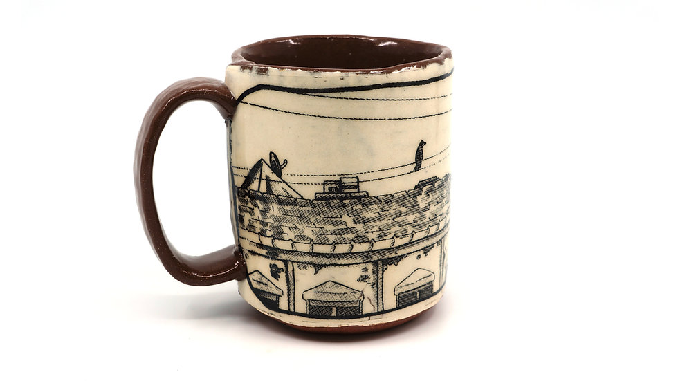 """Rooftop"" Mug"