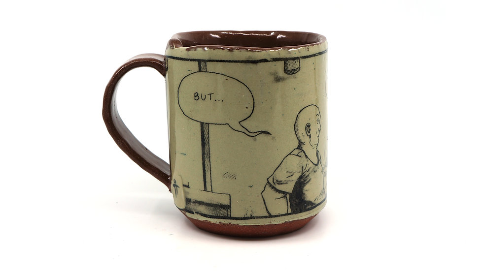 """""""Let. Me. Finish."""" Mug"""