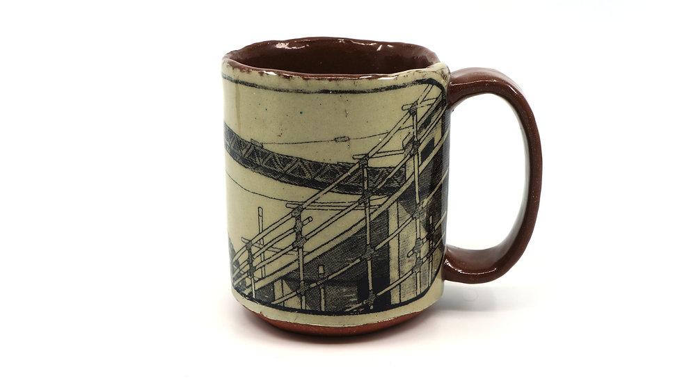 """""""Crane"""" Mug"""