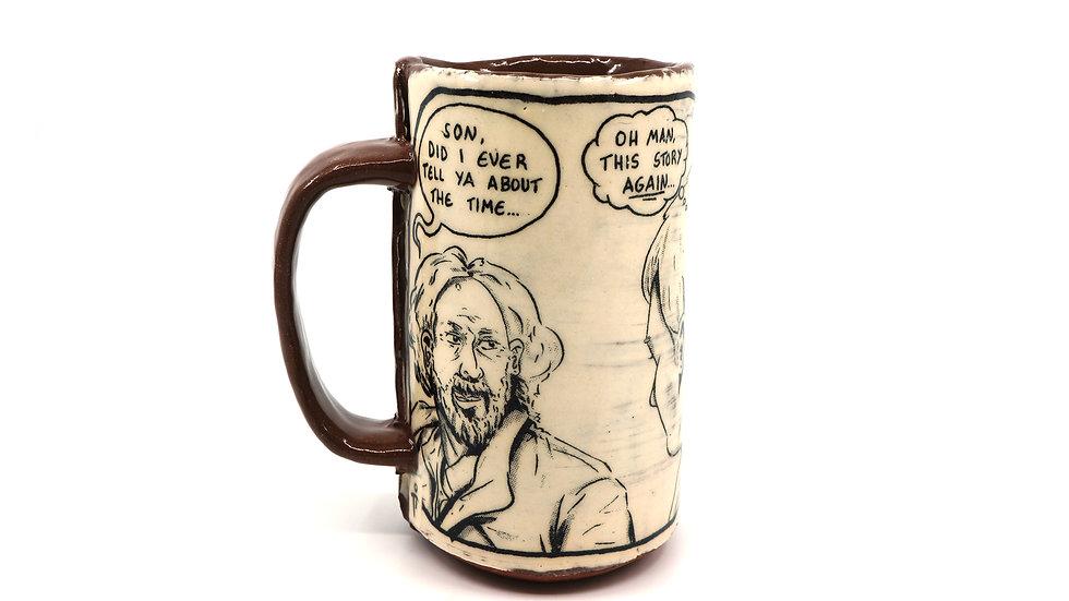 """Heard it a Million Times"" Stein/Mug"