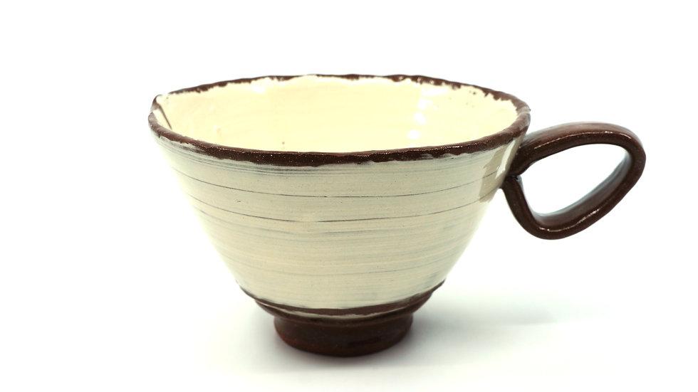 """Energy Boost"" Cappuccino Mug"