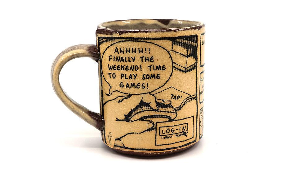 """""""Gaming"""" Mug"""