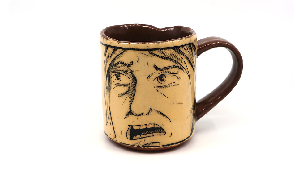"""Suprised Emanata"" Mug"