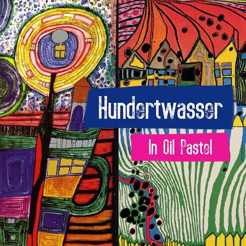 Art Webinar: Mini Masters: HUNDERTWASSER: Dreamscapes: On Demand