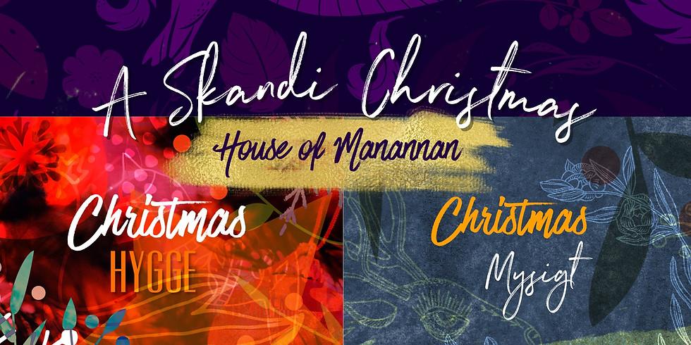 Skandi Christmas @ House of Mannanan - Winter Artisan Market